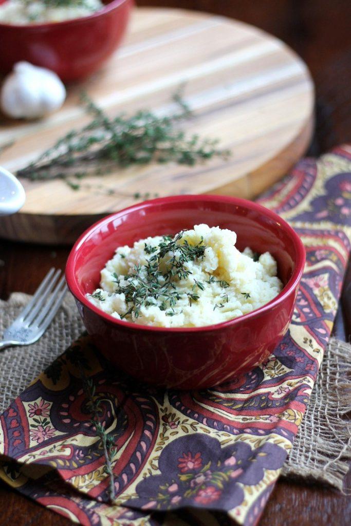 Fluffy Buttermilk Potato Recipe - Vegan Thanksgiving Recipes Feast