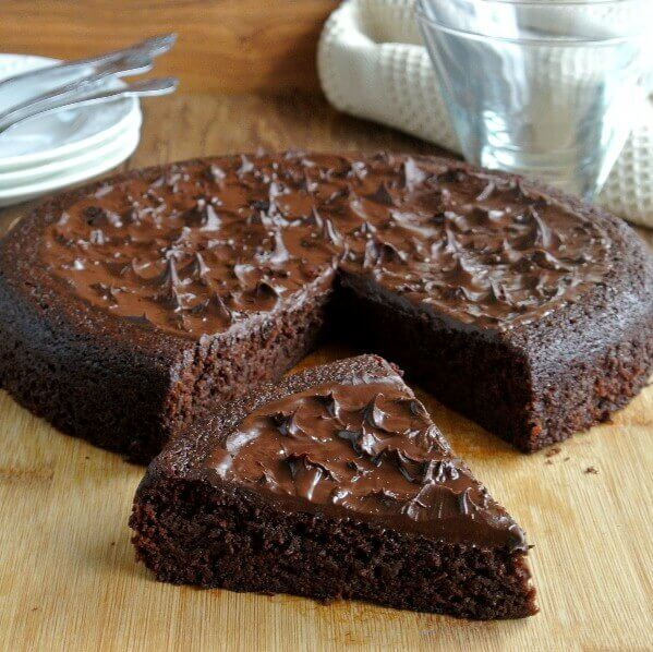 Chocolate Torte Recipe - Holiday Chocolate Round-Up