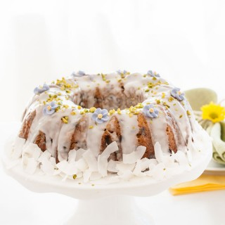 Gluten-free Vegan Carrot Cake Recipe with Icing #Easter #Coconut #healthy